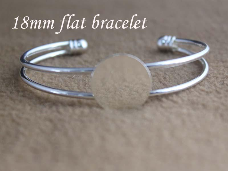 Bangle Bracelet Blanks Bracelet Blank Flat Plate