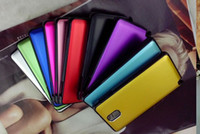 Plastic For Samsung For Christmas Gift Metal coloful case Shockproof Dirtproof Cover Case for Samsung Galaxy Note 3 Note3 N9000 N9005 best price free shipping