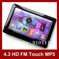 Wholesale T13 inch Screen GB MP4 Player P Movie Built in Loud Speaker TV out FM Ebook