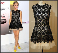 Hot Selling Brooklyn Decker Nha Khanh Black Lace Short Mini ...