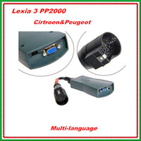 Wholesale Citroen Peugeot Lexia PP2000 Lexia3 Newest Version with Multi language