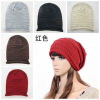 Wholesale 2013 new fashion knitted wool jacket folds hip hop head cap winter clothing with pieces of Korean style hat MZ33