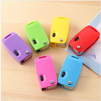 Wholesale Korean models creative office stationery retractable ballpoint car keys with lamps students prizes gifts