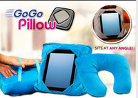 Wholesale Gogo Pillow in Pillow Multifunctional Travel Pillow iPad Tablet Case color available