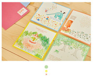 Wholesale Spring theme gifts greeting card Christmas toy gift With Envelopes