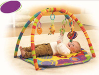 Wholesale For baby toys Fitness frame game blanket Can speak multi function