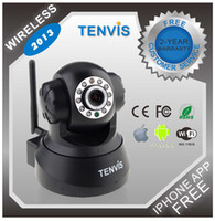 Wholesale CCTV W Tenvis Surveillance Ip cameras UPDATE VERSION Wireless IR Network Security ip Camera Night Vision