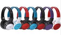 Wholesale LJ Headset ZL With Seal Box TF card Headphones Earphones headset Over Ear for mp3 Cell Phones Player Computer
