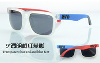 Wholesale Cycling Protective Gear Eyewear SPY KEN BLOCK HELM Sports Sunglasses SPY OPTIC HELM Ken Block Sunglass Discount Limited Edition Collection