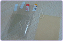 Clear LCD Screen Protector Guard Full Body Front & Back for iPhone 4 5 6 7 8 X 4S without Retail Package 1000pcs lot
