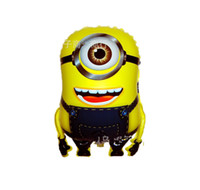 Big Kids inflatable horse - Despicable Me Foil Balloons Good Quality