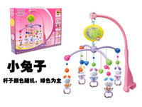 Wholesale Bed bell baby toys the bedside bell Bee Music bed bell rotary music bell bed around the bed hung