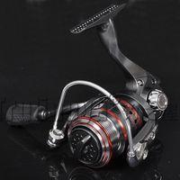 Cheap 10pcs Trulinoya MT2000 Spinning Fishing Reels 8BB Bonus with One Spare Spool
