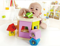 Wholesale Kid Toys Wooden Educational Toy Accessories Intellectual Box Funny Creative Toys For Kids L305