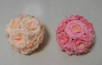 Wholesale 10pcs cm Artificial Flower Ball Colors AF398