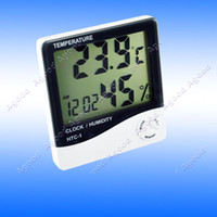 Wholesale Hot selling factory Digital Temperature Humidity Meter Thermometer