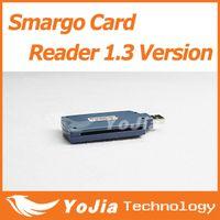 Wholesale 1pc Smargo card reader Version smart card reader plus smargo reader plus USB2 Post