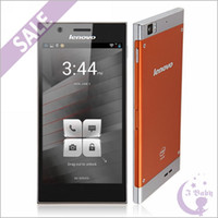 stainless - Orange Lenovo K900 mm Stainless Steel Android Intel Atom Z2580 GHz GB GB G WCDMA Single Mciro Sim Card MP Camera Smart Phone
