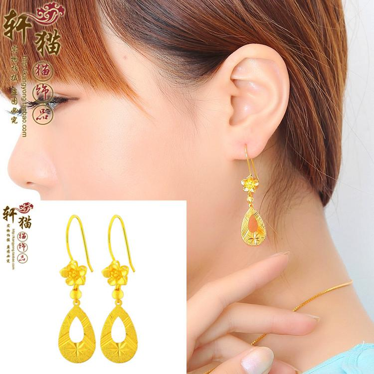 2017 most like real gold does not fade alluvial gold for Does gold plated jewelry fade