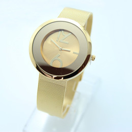 Wholesale Fashion lady dress watch Famous Brand D k Y new model Top Luxury the female hours Recommend quartz Women watch