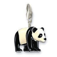 Women's automotive designers - designer jewelry plated style charm pendant cell mix Panda pendant automotive sound hippie souvenirs for babies