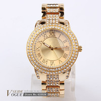 Wholesale 2013 new model Luxury Fashion lady dress watch Famous Brand full diamond Jewelry Women watch High Quality
