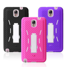 For Samsung Galaxy Note3 Super Protection Case Robot With Stents And Shockproof The Robot Design Surrounded Free DHL