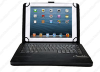 "Standard IPad & Tablet Bluetooth -A2- Bluetooth Wireless Keyboard&PU Leather Case for 9"" 10"" Playbook Tablet PC"