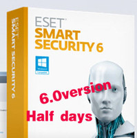 Wholesale New Arrival ESET NOD32 ESET Smart Security days user half year account with user name and password