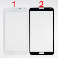 For Samsung Touch Screen  Outer Front Glass Lens Screen Digitizer Touch Screen Cover With Brand Logo For Samsung Galaxy Note 3 N9000 N9002 N9006 N9008 N9009 Etc