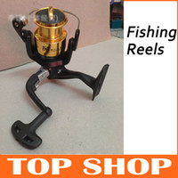 metal+plastic 300g  Fishing Reels Metal Spinning Reels High Quality Trolling Reel Brand New Fishing Tackle