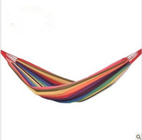 Cheap Cotten hammocks canvas Best   outdoor hammock