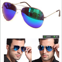Resin Lenses anti reflective - 50 New arrivals Fashion Reflective Anti Reflective glasses Sunglasses outdoor sports Classic goggles