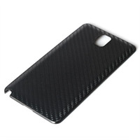 For Samsung   For Samsung Galaxy Note3 Case Back Cover Carbon Cases For Samsung Note 3 N9000