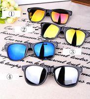 popular sunglasses - Fashionable Universal Sunglasses for Men Wayfarer Outdoors Colorful Shades Popular Sunglass Lenses Quality guaranteed