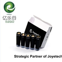 Wholesale Original Joyetech Atomizer eGo T Atomizer EGO T Clearomizer For EGO T Ecigs with Tank System