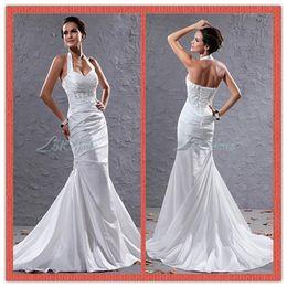 robes de mari e en rafale blanche en ligne promotion