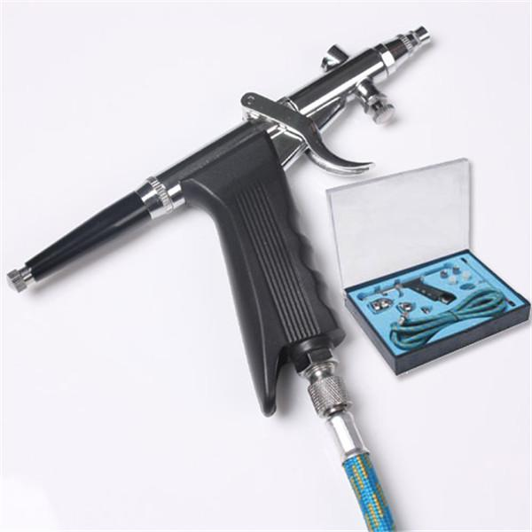 New dual action airbrush pen gravity tattoo spray gun body for How to make tattoo gun with pen