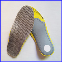 Wholesale Arch support orthotic insole breathable shock absorption health care for your foot pairs