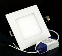 No 85-265V 2835 2pcs Lot 16W Led Ceiling Light Warm White White Led Light AC85-265V Led Square Panel Light , Free Shipping