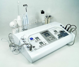 7 in 1 multifunctional ultrasound galvanic facial machine cautery spa salon use portable for home use AU-8208