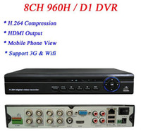 Wholesale Brand New Hot Sale P HDMI Output Cctv DVR Recorder ch g wifi DVR