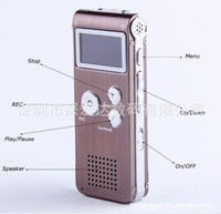 Wholesale The new lithium battery card voice recorder professional recording pen