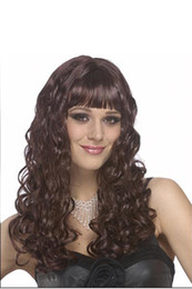 Wholesale costumes wigs factory price wide choice good quality EVE Halloween costume wigs