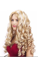 Wholesale costumes wigs factory price wide choice good quality Naomi Fashion party costume wigs