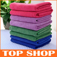 Wholesale Bathroom Towels Microfiber mm Inch Color Quick Drying Health Bath Towel Soft Furnishings