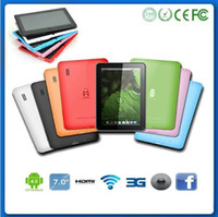 Wholesale Tablet pc New inch Tablet PC Capacitive Screen Android MB DDR3 GB WIFI Camera