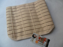 Wholesale 2013 New Mother Maternity Abdominal Binder Female Belly Band Corset Ventilate Stomach Band