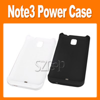 Wholesale Popular Mah External Power Charger Battery Case for Samsung Galaxy Note III N9000