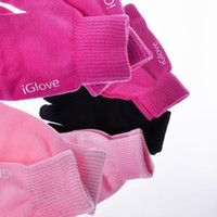 apple weather - Texting Gloves winter cold weather conductive fingertips For Mobile cellphone ipad tablet